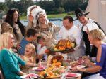 День Благодарения - от прошлого к настоящему